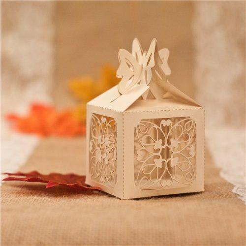 Caja de favor para boda modelo BUTTERFLYCaja de favor para boda modelo BUTTERFLY