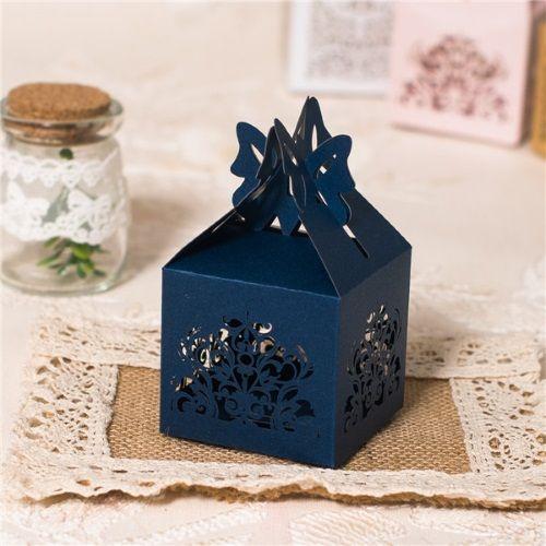 Caja de favor para boda modelo LEWIS