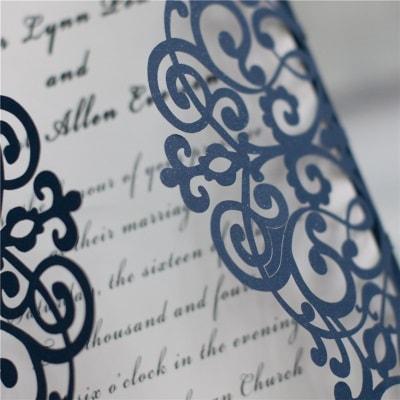 invitacion de boda modelo dulce color azul brillante2