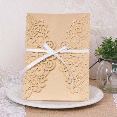 invitacion de boda modelo dulce color dorado nacarado2